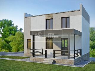 Se vinde casă în stil Hi-Tech cu amplasare reușită pe str. Poamei, ...
