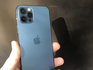 iPhone 12 Pro Max Blue/Gold 128Gb-1100$ Доставка-Рассрочка
