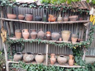 Продам коллекцию старинной глиняной посуды.