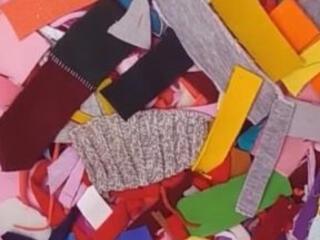 ПРИМУ В ДАР остатки кроя лоскуты обрезки ткани
