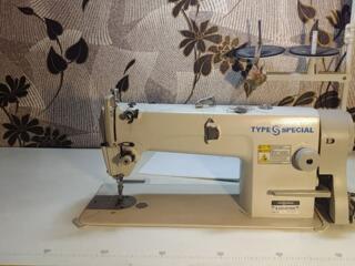 Продам швейную машину Type Special S-F01-8700H (ГОЛОВА+СТОЛ)