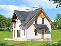 Тёплый дом с традиционным дизайном 137 м2.
