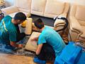Химчистка мягкой и кожаной мебели на дому и в офисах.