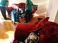 Химчистка AquaMari, доставка. Ковры, мебель, подушки, одеяла, матрасы,