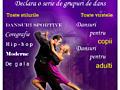 Studioul de dans Exclusiv-Primul in Moldova!
