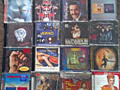 Пластинки, CD, МР3, DVD, кассеты.
