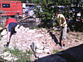 Бельцы. Очистим территории участки Вывоз мусора доставка чернозема