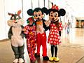 VIP. 100% Mickey si minnie mouse. Cloun Arlekino. Ru/rom.