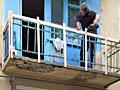 Бельцы! Изготовление-установка козырьки расширение удлинение балконов!