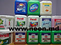 Ariel, Persil, Lenor, Fairy, Domestos, Palmolive, Finish