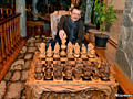 Куплю шахматы резные из дерева (viber на orange)