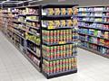Stelaje pentru magazine, marketuri, supermarketuri