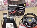 Продаю оригинальный игровой руль Thrustmaster Ferrari GT