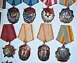 Куплю медали, ордена, сабли, ножи, бинокли, иконы, антиквариат