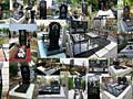Monumente funerare din granit. Manopera, instalare, restaurare