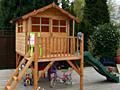 Детский домик №1