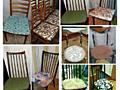 Ремонт стульев, кресел, кухонный уголок, лакировка, покраска...