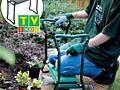 Садовая скамейка-подставка стульчик для колен для дачи Garden Chair