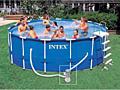 Бассейны Intex и химия для бассейна.