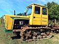 Гусиничный трактор Т-54
