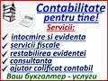 Evidenta contabila, fiscala, restabilire, consultatii. Консультации