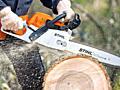 Валка деревьев. Распиливание дров на вашем участке.