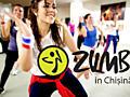 Zumba in Chisinau| Зумба в Кишиневе