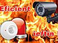 Sistema alarmei de foc si securitatea. Охранная/Пожарная сигнализация.