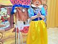 Платье Белоснежки на девочку 3-4 года. 100 лей.