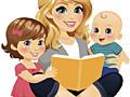 Читаю интересные книжки Вашему ребенку!