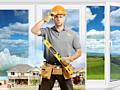 Reparatia geamurilor si usilor PVC, ремонт окон и дверей ПВХ, calitativ.