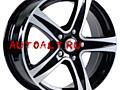 Новые диски на Renault Megane