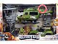 "Set ""Baza militara"" MACACA Military (A1219691Q-W)"