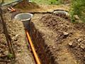 Копаем траншеи, канализации