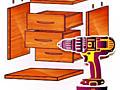 Сборка, разборка и установка мебели. Врезка моек и плит. Ремонт.