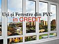 Uși și Ferestre PVC și Aluminiu Rolete și Uși de garaj REDUCERI -25%