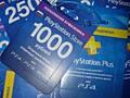 Карты Пополнения PSN, PS4, PS3!