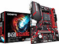 GIGABYTE B450M GAMING Socket AM4 AMD B450 Dual 2xDDR4-3200 mATX