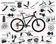 Ремонт, регулировка и модернизация велосипедов любой сложности.