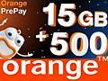 ПРОДАЖА ПОПОЛНЕНИЕ 24/24 Orange Оранж PrePay MD
