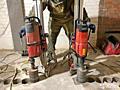Прокат аренда отбойных молотков перфораторов бетоноломы бетонорезы асфалторез услуги бетоновырубка