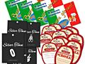 ДИЗАЙН ПЕЧАТЬ УПАКОВКИ: самоклеющиеся этикетки ценники шильдики