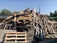 Продам дрова (разные б\у доски, ломаные поддоны)