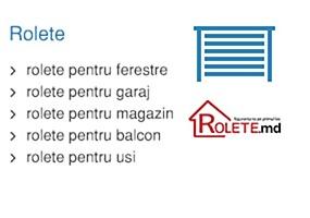 Rolete exterioare pentru siguranta casei tale!