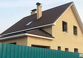 Строительство домов, коттеджей, дач под ключ. 1- 3 категория. Кровля