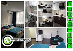 Квартиры в Бельцах - посуточно (от 350 лей)