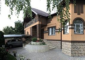 Casa foarte calitativa si moderna! 254mp-11ari beci 2 terase iarna