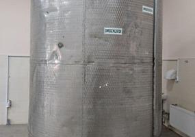 Omogenizator Inox 10T / Гомогенизатор нержавеющая сталь