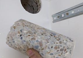 Алмазное сверление отверстий чисто, без пыли и грязи.